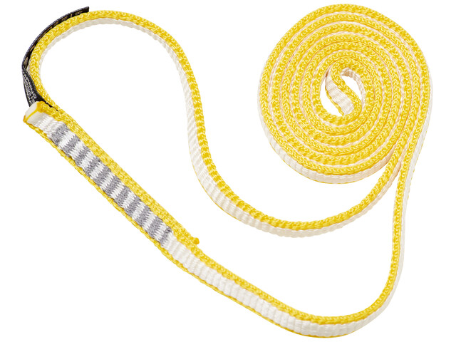Black Diamond Dynex - 60cm / 10 mm jaune/blanc